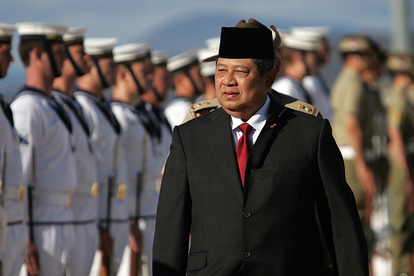 Susilo Bambang Yudhoyono. (Photo Credit: Getty Images)