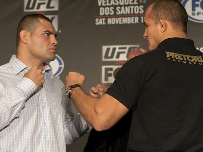 Cigano x Velasquez será primeira luta do UFC com transmissão da Globo