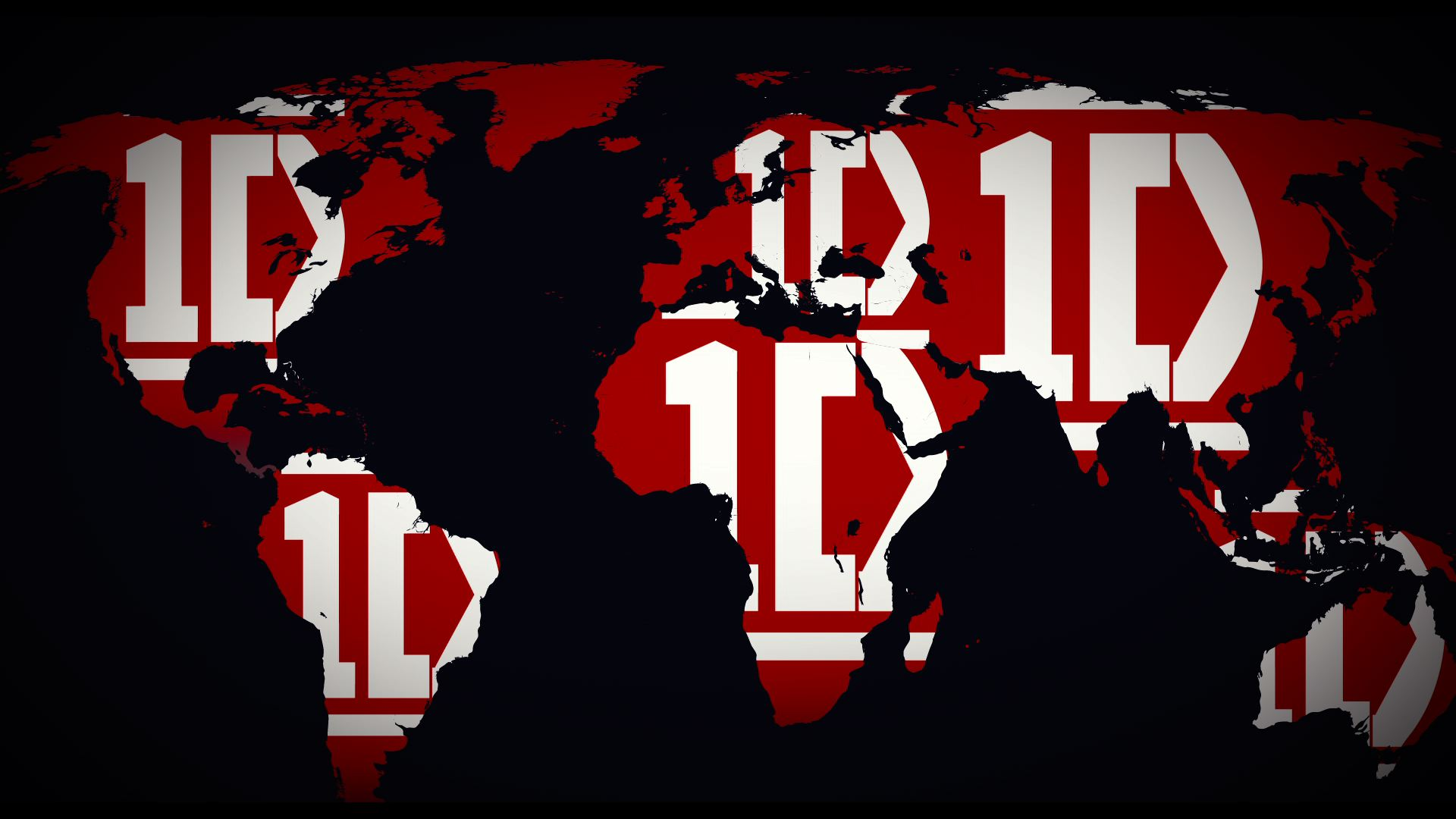 One Direction Logo 3D