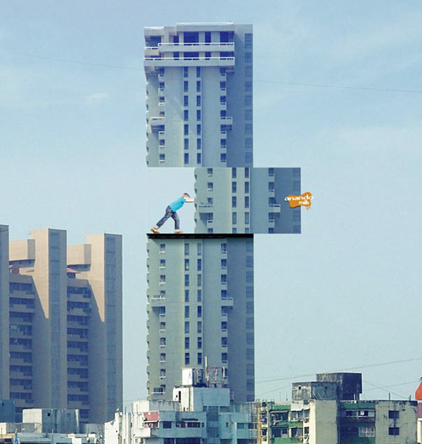 anuncios en edificios posible gol de seor forocoches