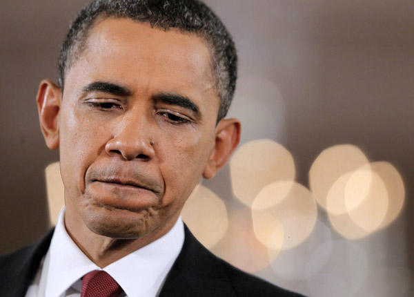 Obama Loses