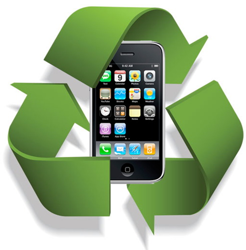 How to get rid of your mobile phone properly - Recycling mobel ...