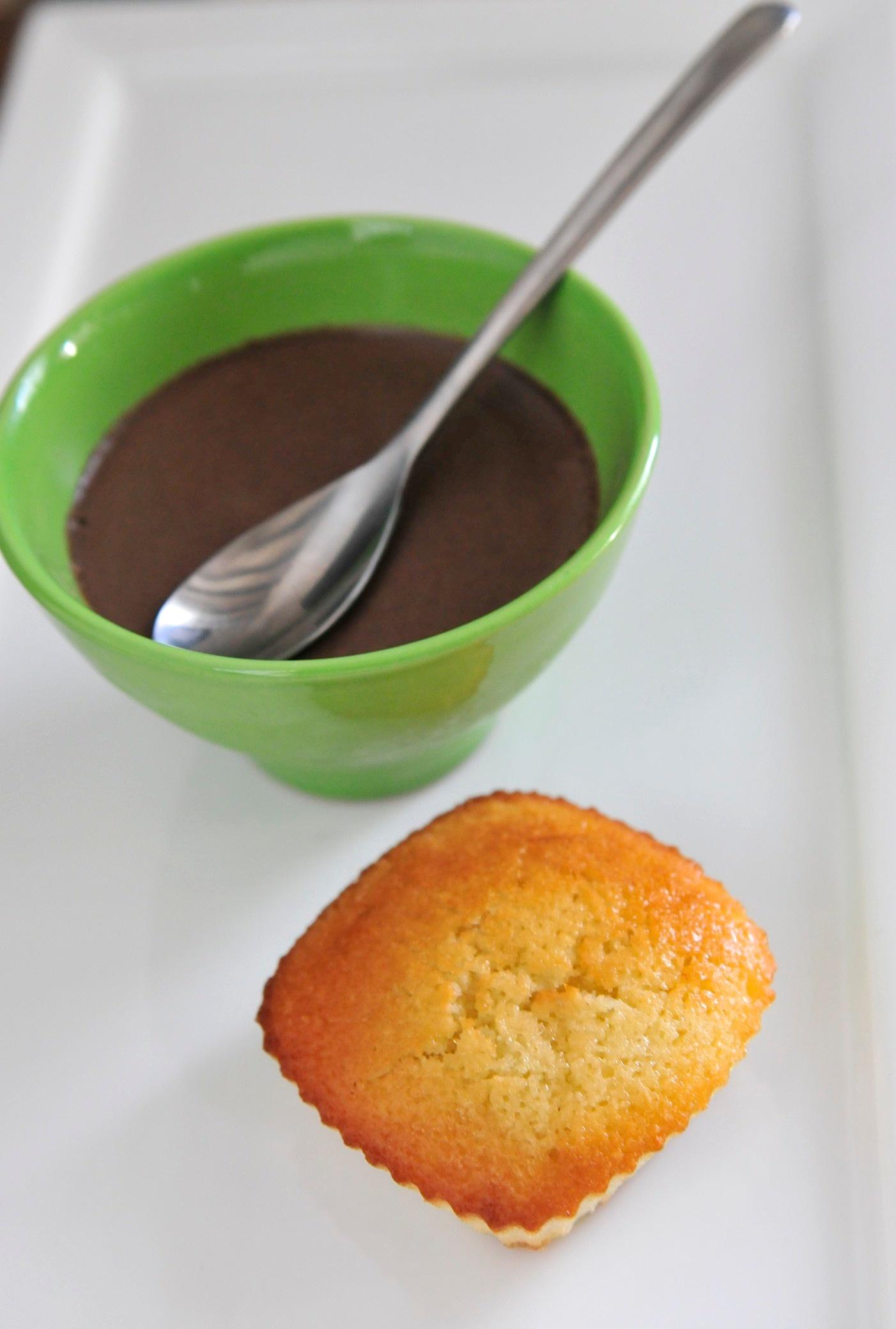 flan chocolat au lait de soja. Black Bedroom Furniture Sets. Home Design Ideas