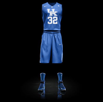 Kentucky to wear special road-game Nike jerseys at ...