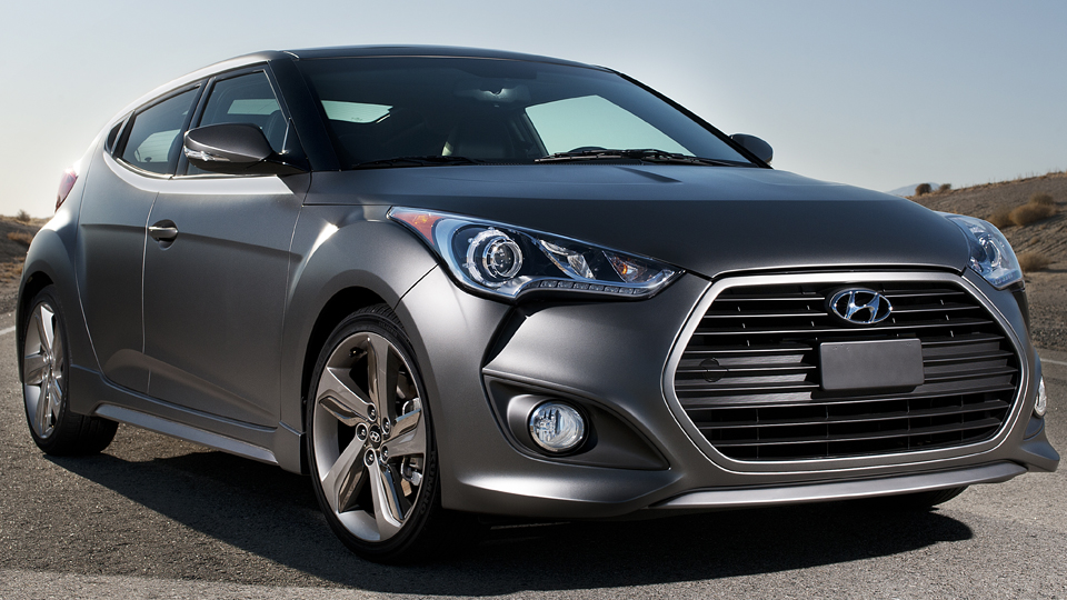 Hyundai Veloster Turbo S Matte Black Paint Comes With Long List Of Dos And Don Ts