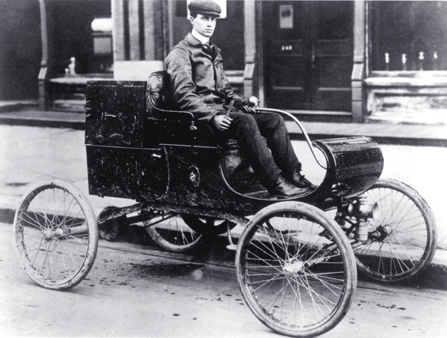 August 21 olds motor co was founded on this date in 1897 for Motor city bad beat