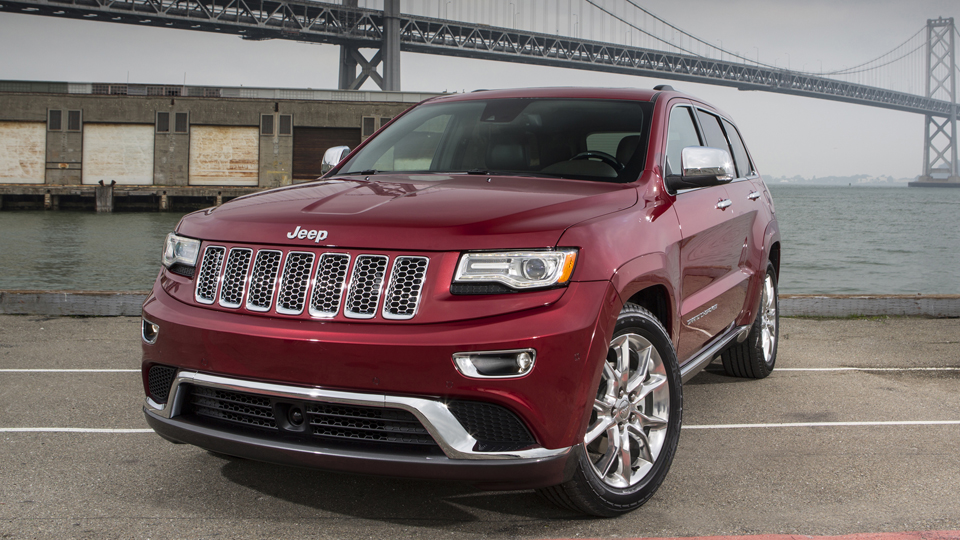 2014 jeep grand cherokee brings a diesel to american suvs. Cars Review. Best American Auto & Cars Review