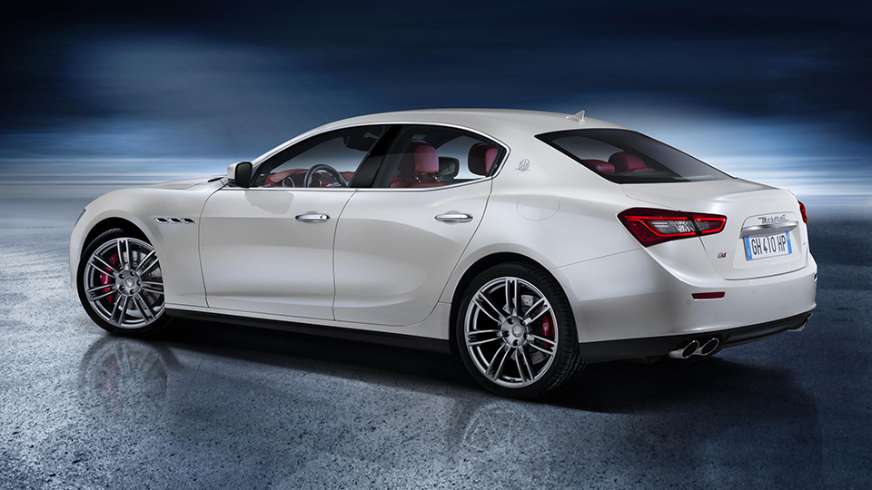 2014 Maserati Ghibli Enters Late To A Crowded Party