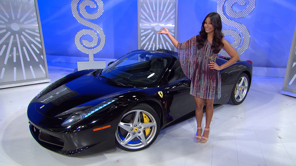 458 spyder becomes priciest prize ever on the price is right