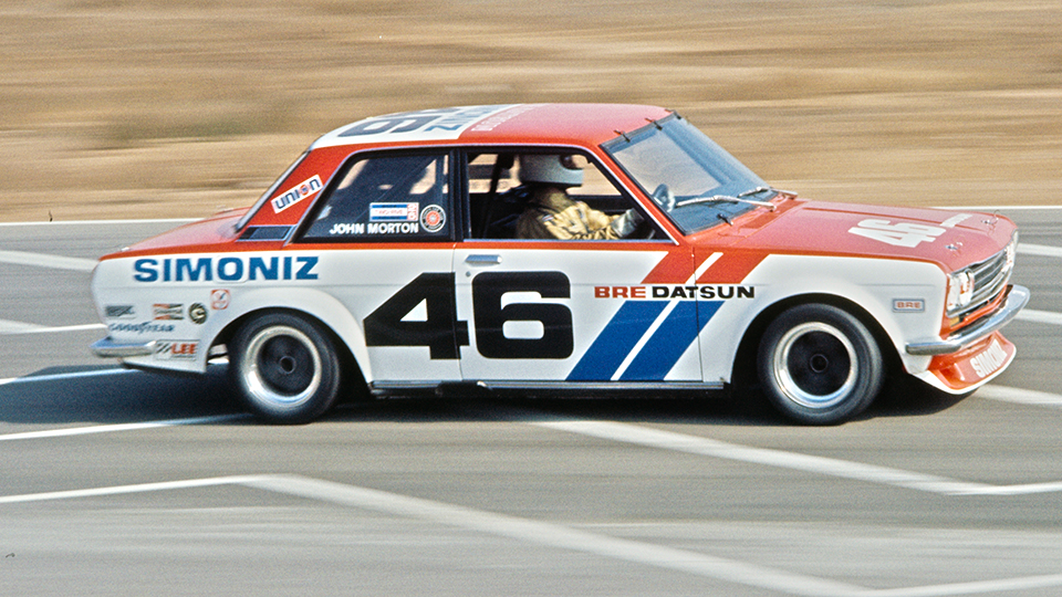 Quelques voitures du Championnat Trans Am des années 60 ,70,80,90 et divers SCCA - Page 2 Bredatsunatspeed