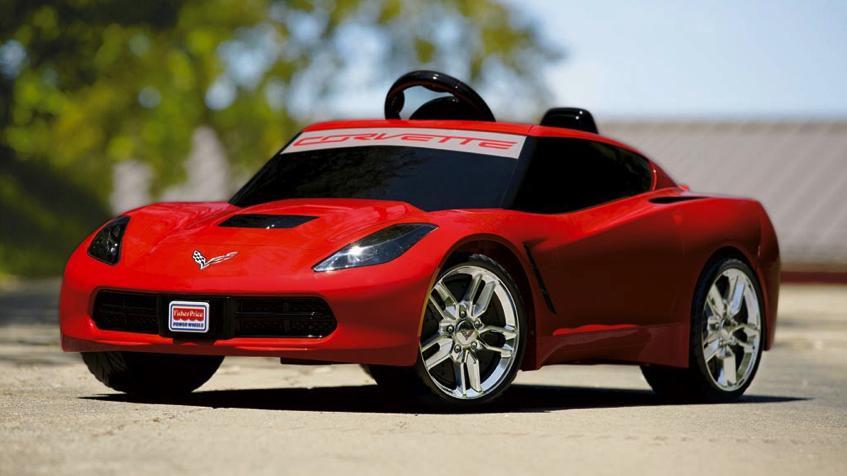 This 2014 corvette stingray costs just 275