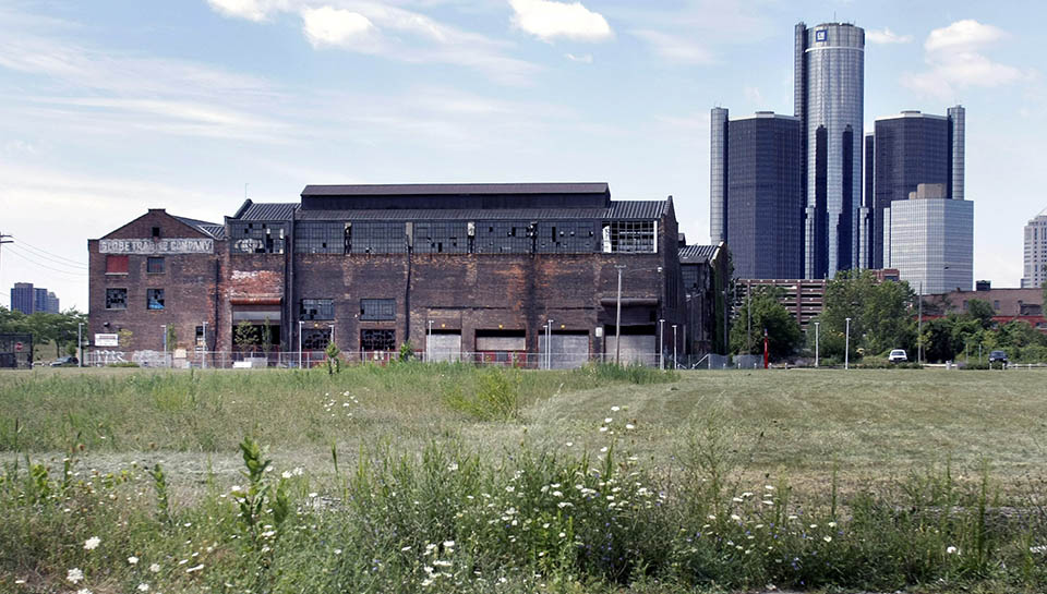 Why A Bankrupt Detroit Treats The Auto Industry Like A