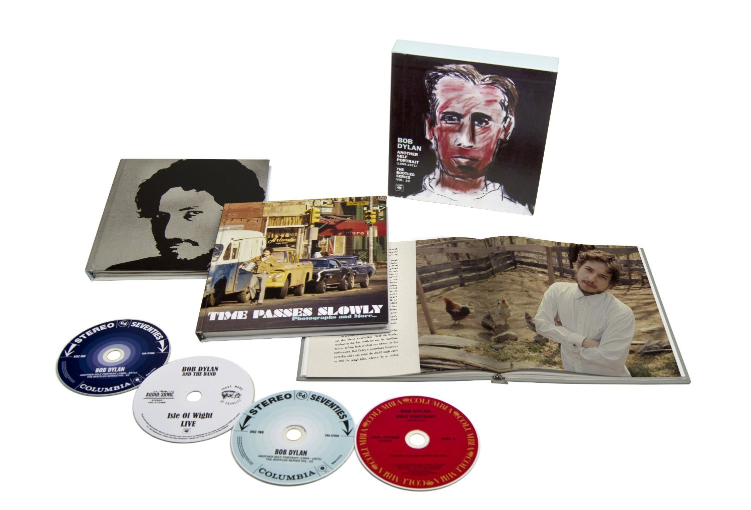 Bob Dylan Another Self Portrait Deluxe Portrait Of The Artist...