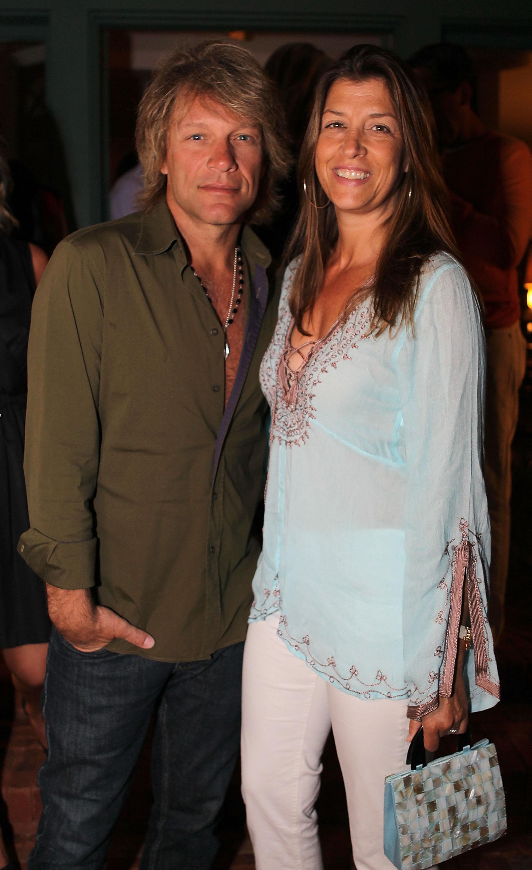 Jon Bon Jovi Turns 50 Still On His Starter Marriage