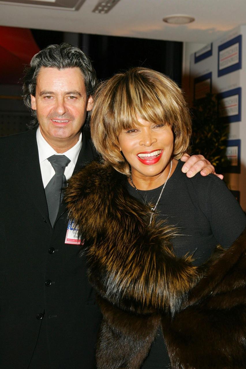Who Is Tina Turners Fiancé, Erwin Bach?