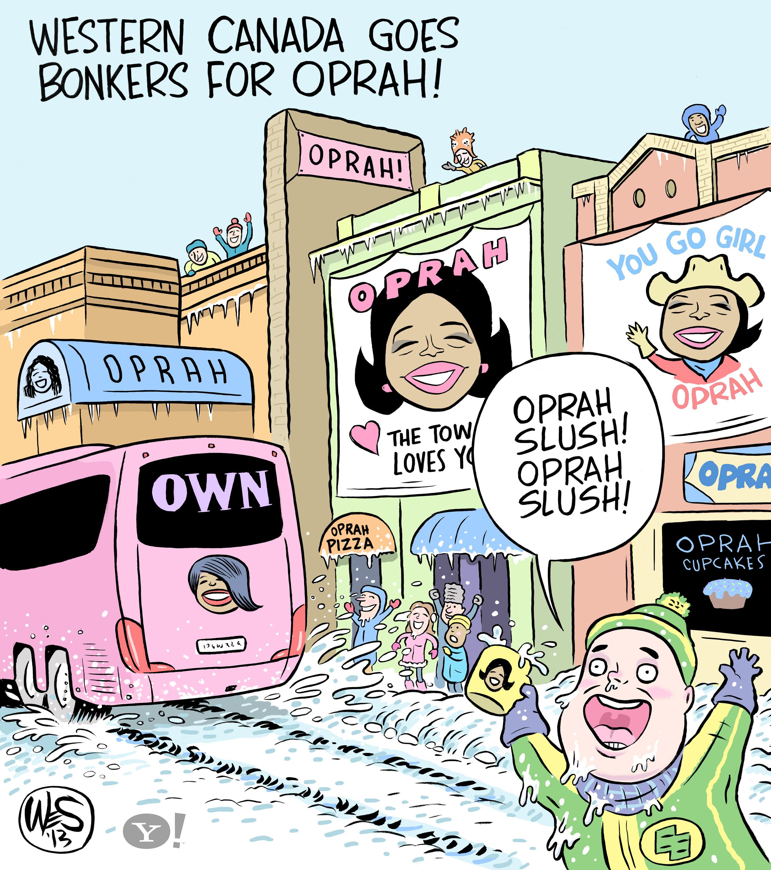 Newspaper terms editorial cartoon