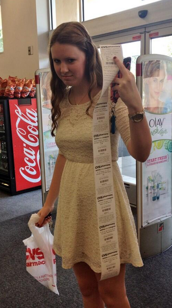 how cvs birthed the  u2018receipts are too damn long u2019 party