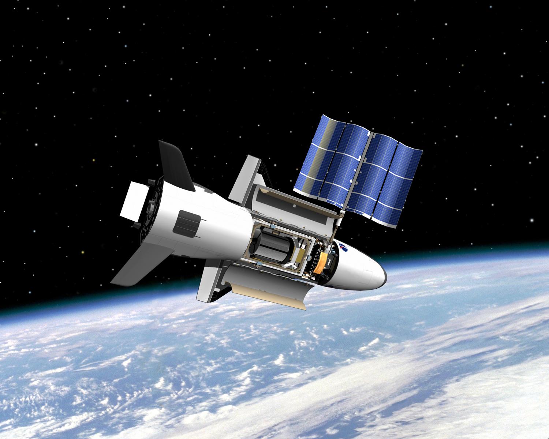 x 37b nasa reuseable space robots -#main