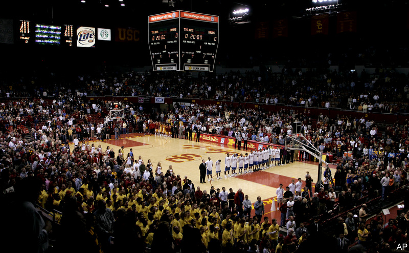 With Pauley under renovation, UCLA has a new temporary home - The Dagger - NCAAB Blog - Yahoo ...