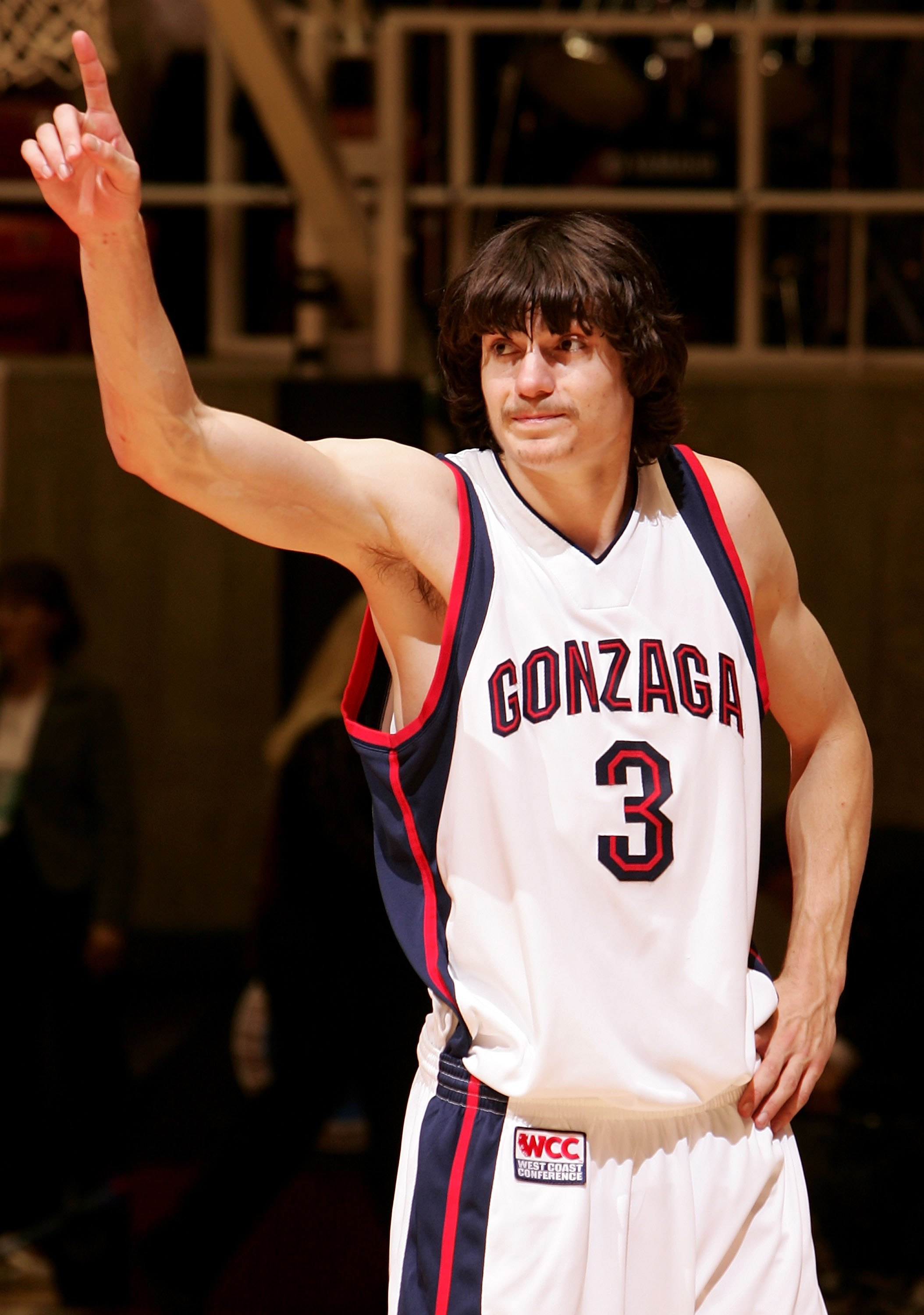 Adam Morrison reportedly to return to Gonzaga as a student ...