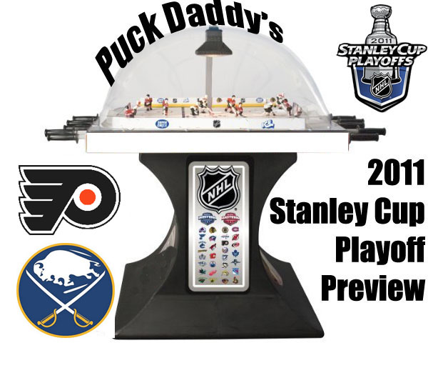 As the Philadelphia Flyers and Buffalo Sabres get ready to meet for the  third time in the postseason since the 2005-06 season 42d835633