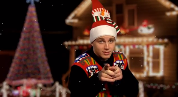 The ten best moments in the Chicago Blackhawks holiday video ...