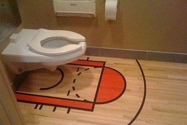 Baseball Bathroom Decor Ideas For A Sports Themed Interior