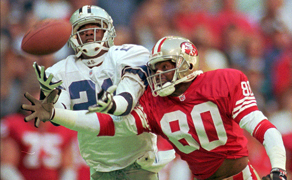 Voices Of The Hall Jerry Rice On Deion Sanders Shutdown