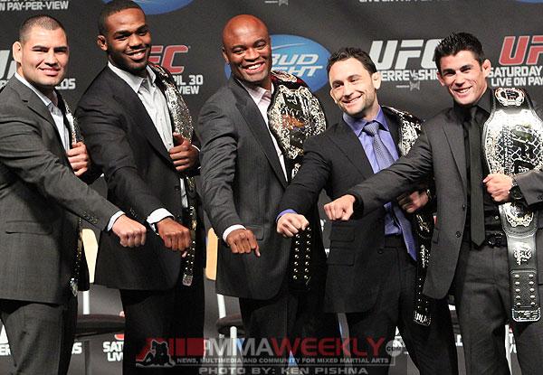 2012 MMA Crystal Ball: Betting Odds For Jon Jones If He