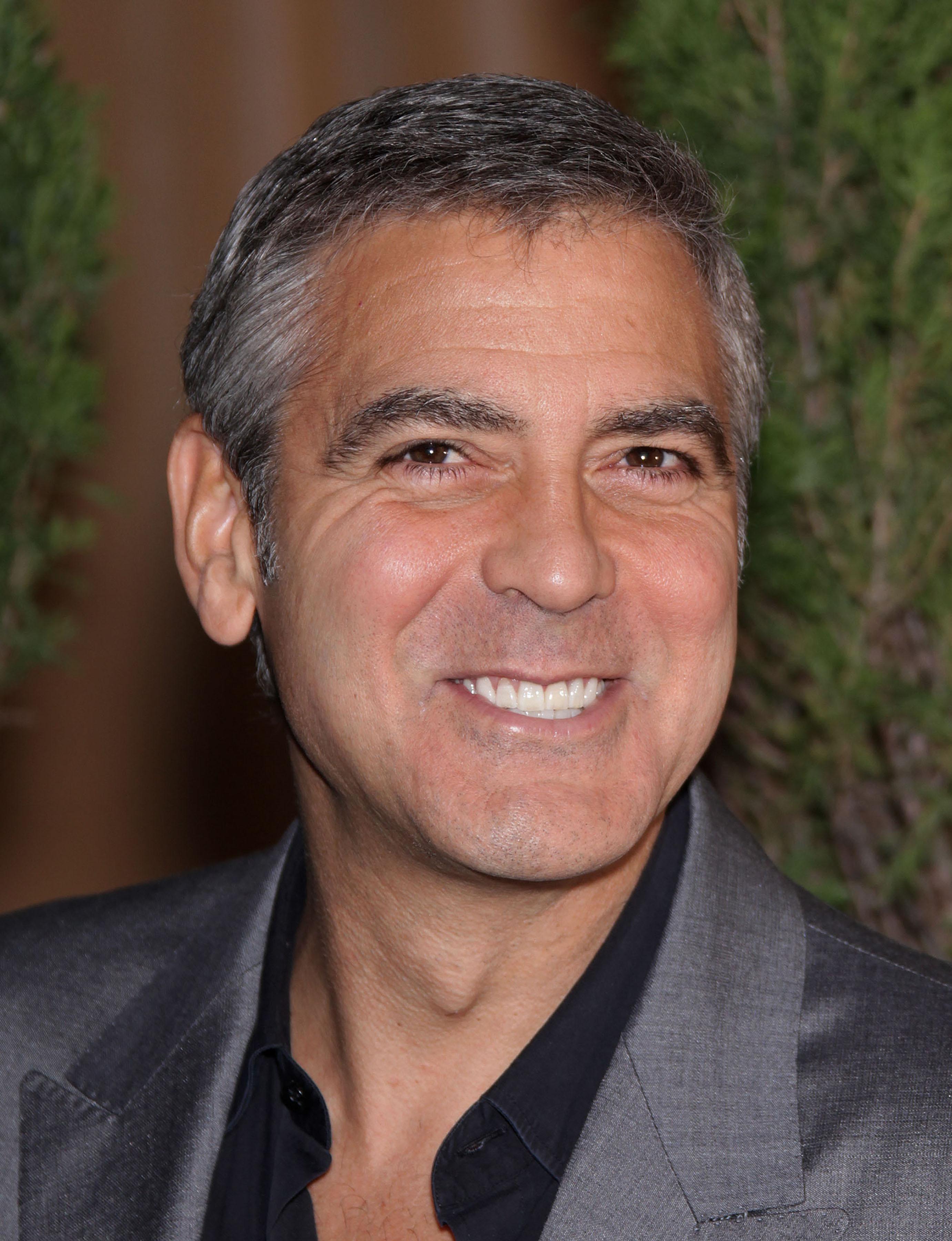 Geroge Clooney Gay 49