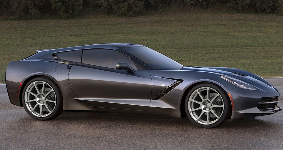 The Corvette Wagon from the Nomad to the Upcoming ...  |Callaway Stingray Wagon