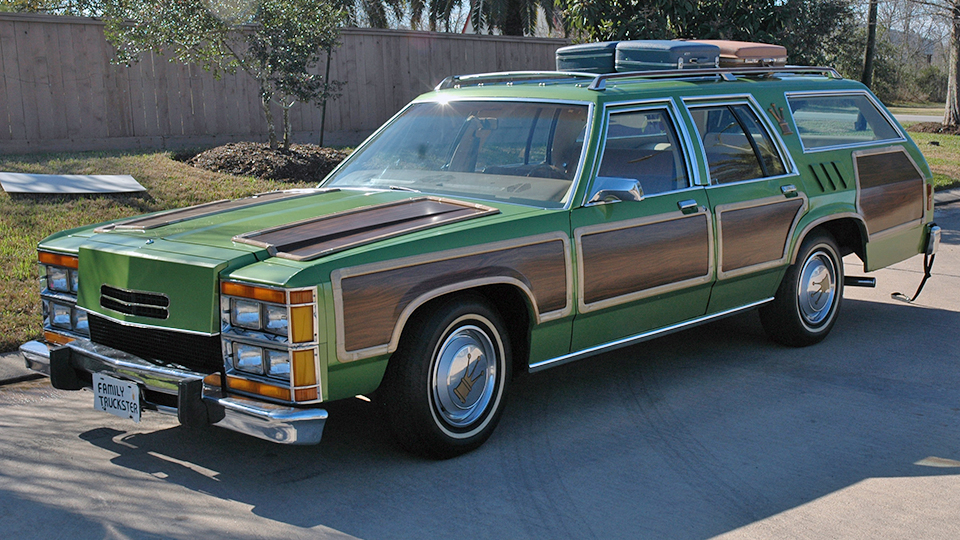 National Lampoon S Vacation Car