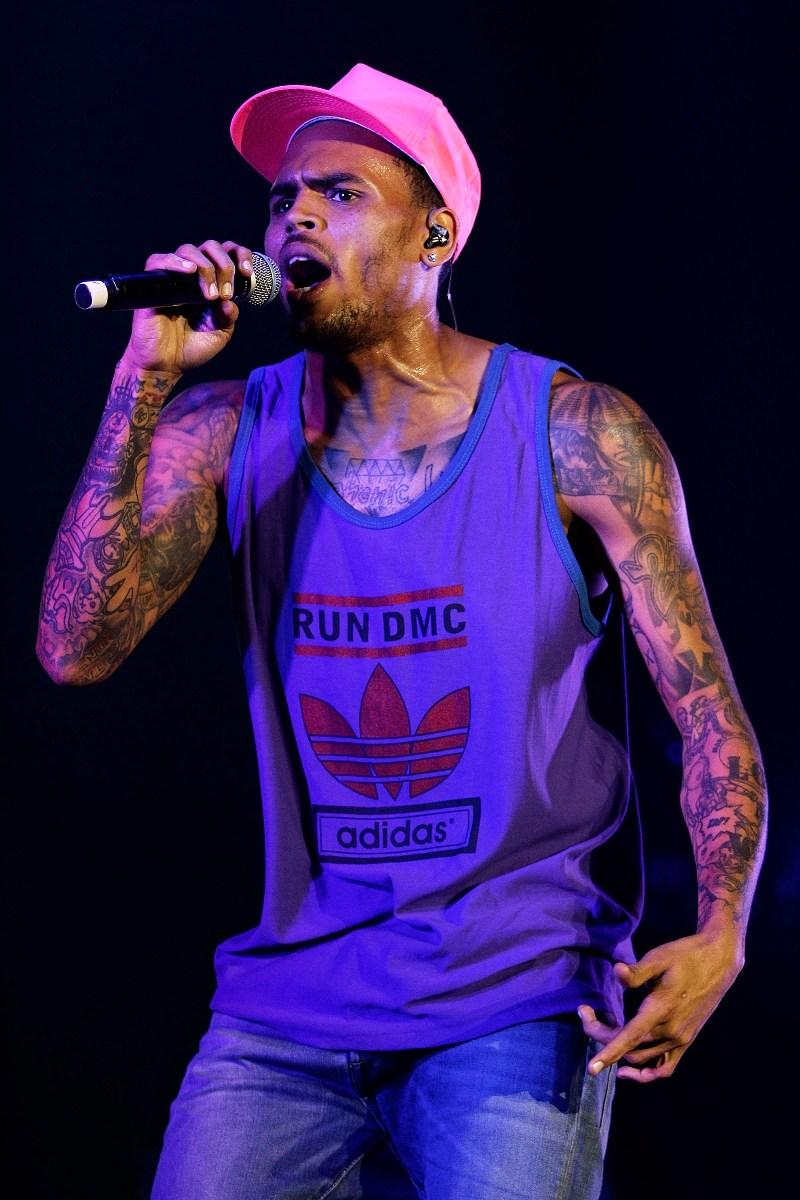 Is Rihanna The Ex-Girlfriend Chris Brown Slams On