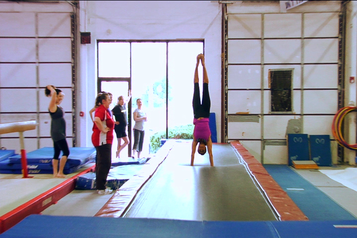 gymnastics adult an starting as